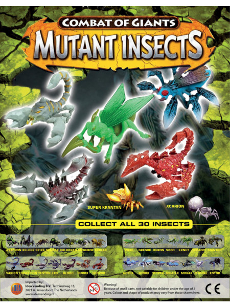 Mutant Insects