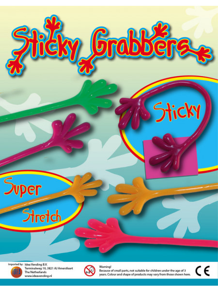 Double Sticky Grabbers