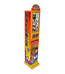 Tatoveringsautomat m/ 2 kolonner