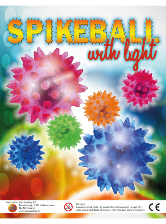 Spikeball with light