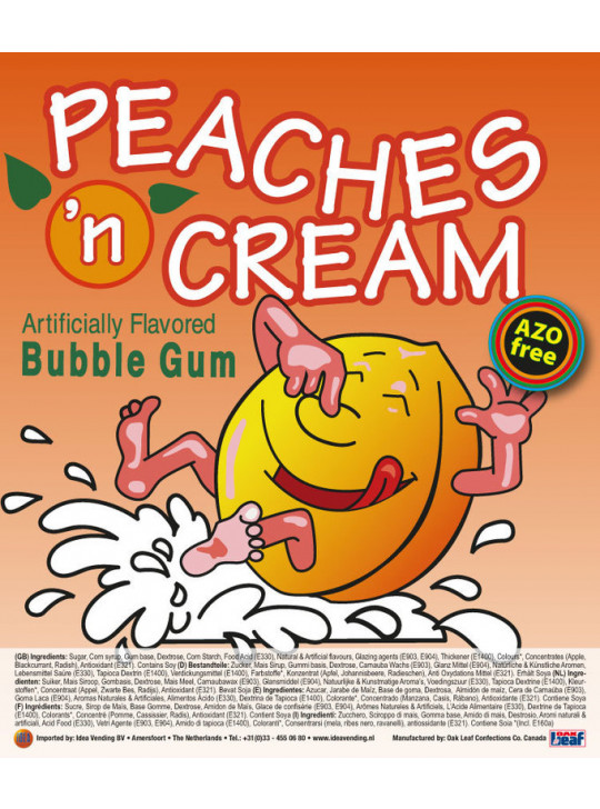 Peaches'n Cream
